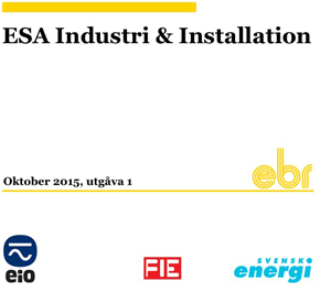 ESA Industri & Installation